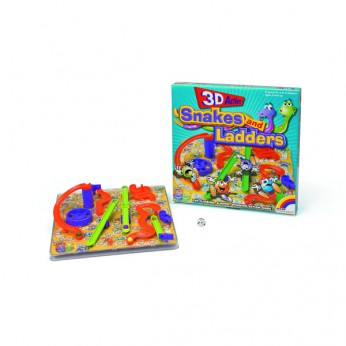 3D Snakes and Ladders reviews