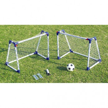 2 Junior Soccer Goal Sets reviews