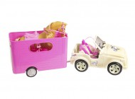 Deluxe Horse and Trailer Set
