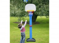 Basketball Stand with Ball