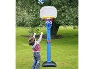 Basketball Stand with Ball