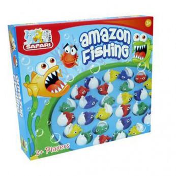Amazon Fishing Game reviews