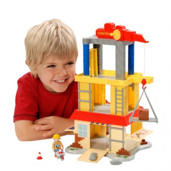 Bobs The Builder Construction Tower reviews