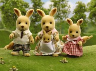 Sylvanian Kangaroo Family