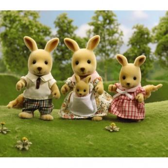 Sylvanian Kangaroo Family reviews