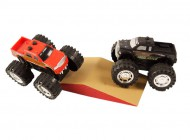 Big Wheel Truck 2 Pack
