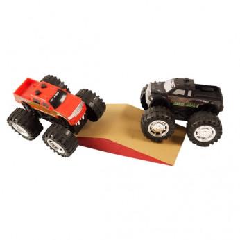 Big Wheel Truck 2 Pack reviews