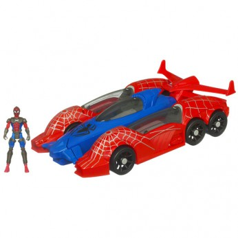 Spider-Man All Mission Racer Vehicle reviews