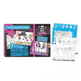 Monster High Super Sketch Portfolio reviews