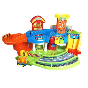 VTech Toot-Toot Drivers Garage reviews