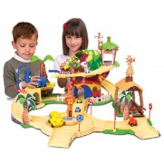 Jungle Junction Jungle Play Set