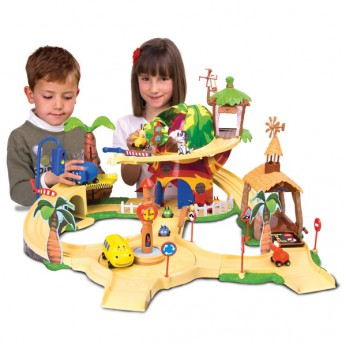 Jungle Junction Jungle Play Set reviews
