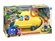 Jungle Junction Hippobus and Beetle Bugs Play Set