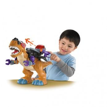 Imaginext Mega T-Rex reviews