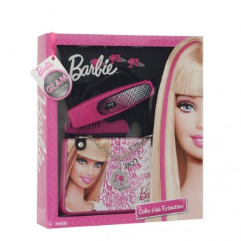 Barbie Glam Colour Hair Extensions reviews
