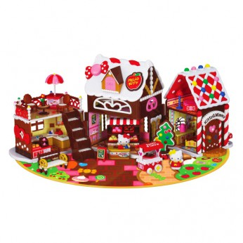 Hello Kitty Sweet Candy House reviews