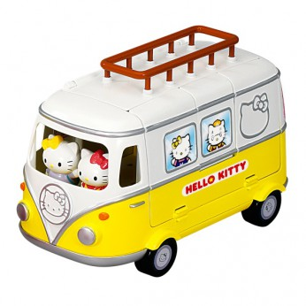 Hello Kitty Camper Van reviews