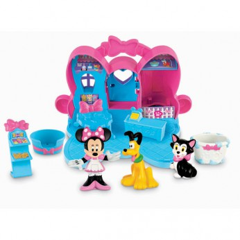 Minnie Mouse Pet Bow-tique reviews