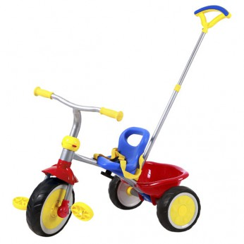 Blue and Red Trike reviews