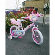 14 inch Disney Princess Bike