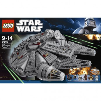 LEGO Star Wars Millennium Falcon 7965 reviews