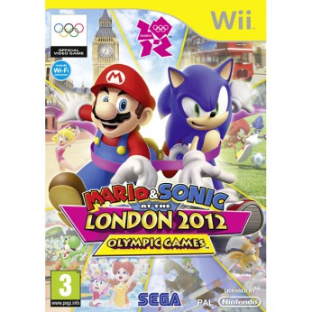 Mario and Sonic At The London Olympics Wii reviews