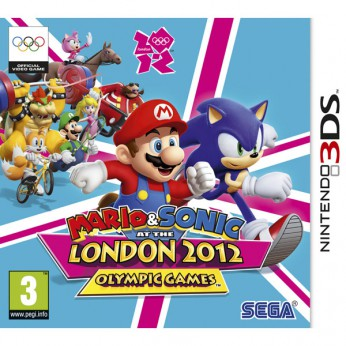 Mario and Sonic At The London 2012 Olympics 3DS reviews