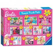 Barbie 10 in a Box Jigsaw