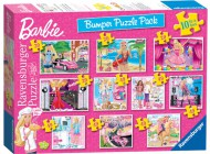 Barbie 10 in a Box Jigsaw