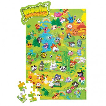 Mega Moshling Jigsaw 100 Piece reviews