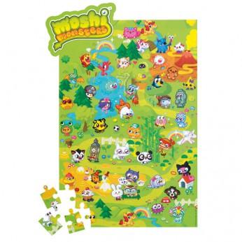 Mega Moshling Jigsaw 100 Piece