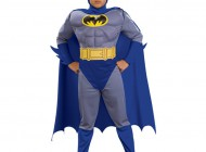 Batman Costume Age 3-4 years