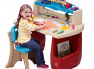 Step 2 Deluxe Art Activity Desk