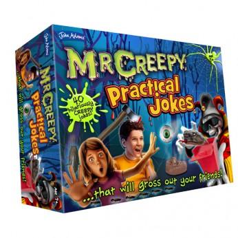 Mr. Creepy Practical Jokes reviews