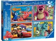 Disney Pixar 4x100pc Bumper
