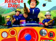 Fireman Sam Steering Wheel Book