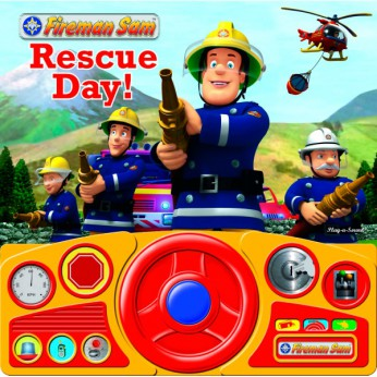 Fireman Sam Steering Wheel Book reviews