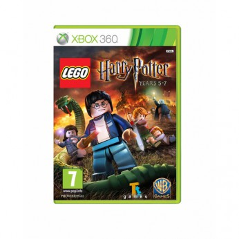 LEGO Harry Potter 2 Years 5-7 X360 reviews