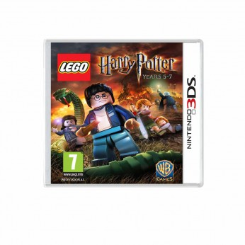 LEGO Harry Potter 2 Years 5-7 3DS reviews