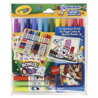 Crayola Pipsqueak Markers Set reviews