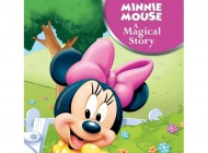 Minnie Mouse Padded Story Book