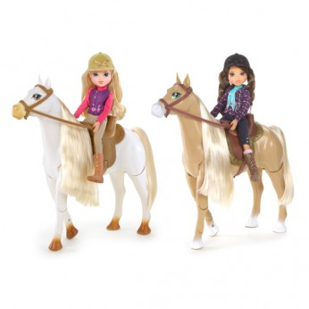 Moxie Girlz Horse Riding Club Horse with Doll reviews