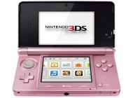 Nintendo 3DS: Coral Pink