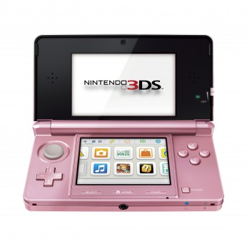 Nintendo 3DS: Coral Pink reviews
