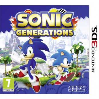 Sonic Generations 3DS reviews