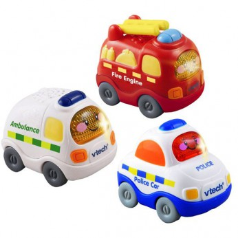 VTech Toot-Toot Drivers Emergency 3 Pack reviews