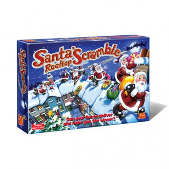 Santa's Rooftop Scramble reviews