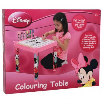 Minnie Mouse Colouring Table reviews