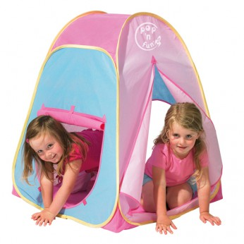 Pink Pop Up Play Tent reviews