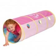 Pink Pop Up Tunnel